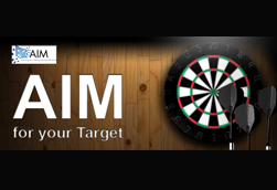 AIM for your target E-blast