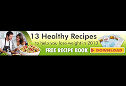Healthy Recipes Banner